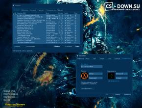 Скачать CS 1.6 - Gungrave