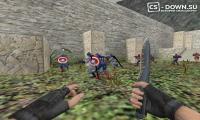 Изображение CS 1.6 - SuperHeroes № 4
