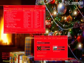 Скачать CS 1.6 - Новогоднюю Версию