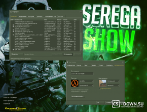 Скачать CS 1.6 - Serega Show